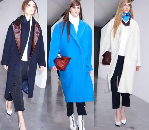 Женские пальто 2012-2013