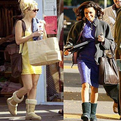 Модная обувь зима 2012-2013