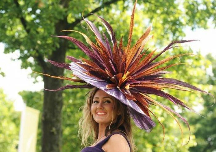 Оригинальная шляпка своими руками фото 2