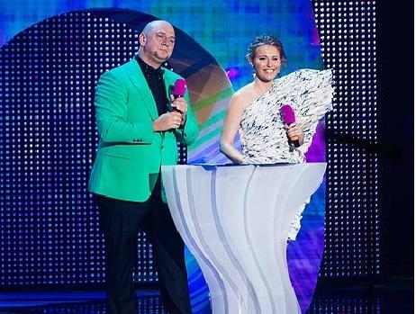 Ведущие Преми Ru.tv 2013