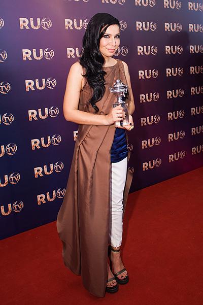 Елка на Премии Ru.tv 2013