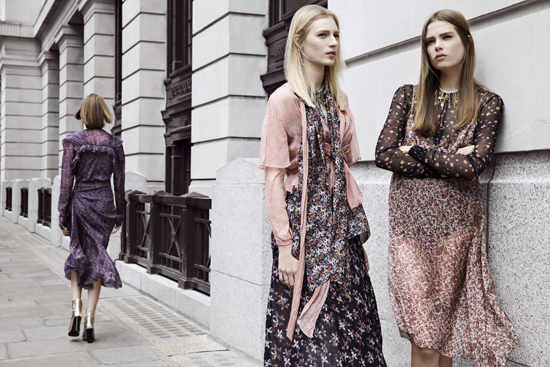 Zara коллекция осень-зима 2013-201