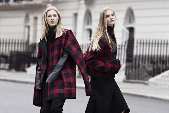 Zara коллекция осень-зима 2013-2014