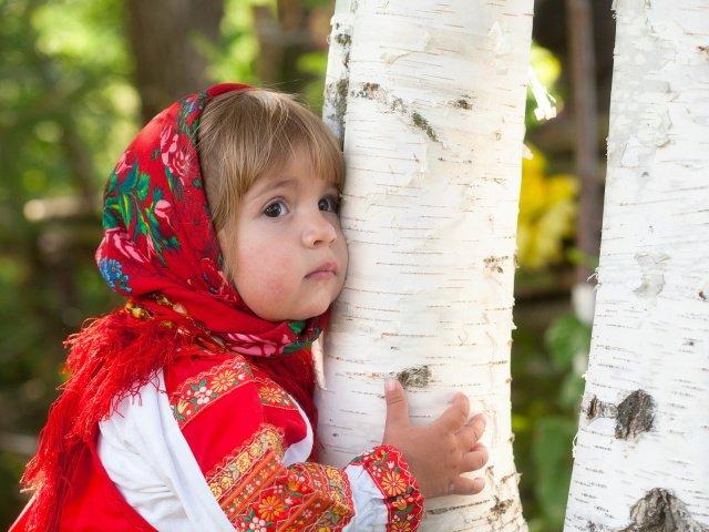 Русский сарафан фото