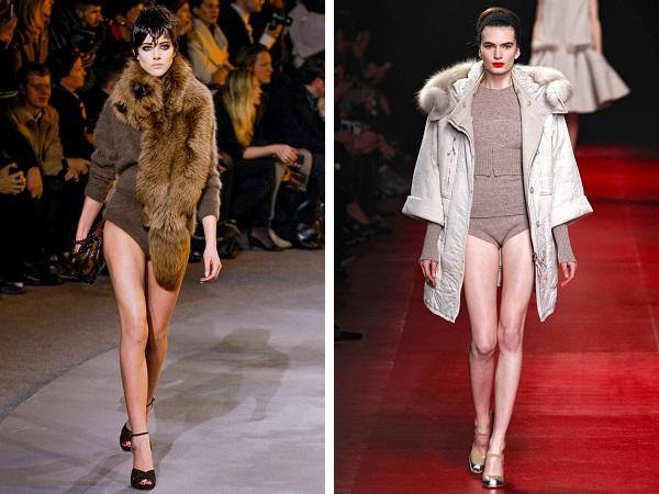 мода: модная вязаная одежда 2013-2014, фото