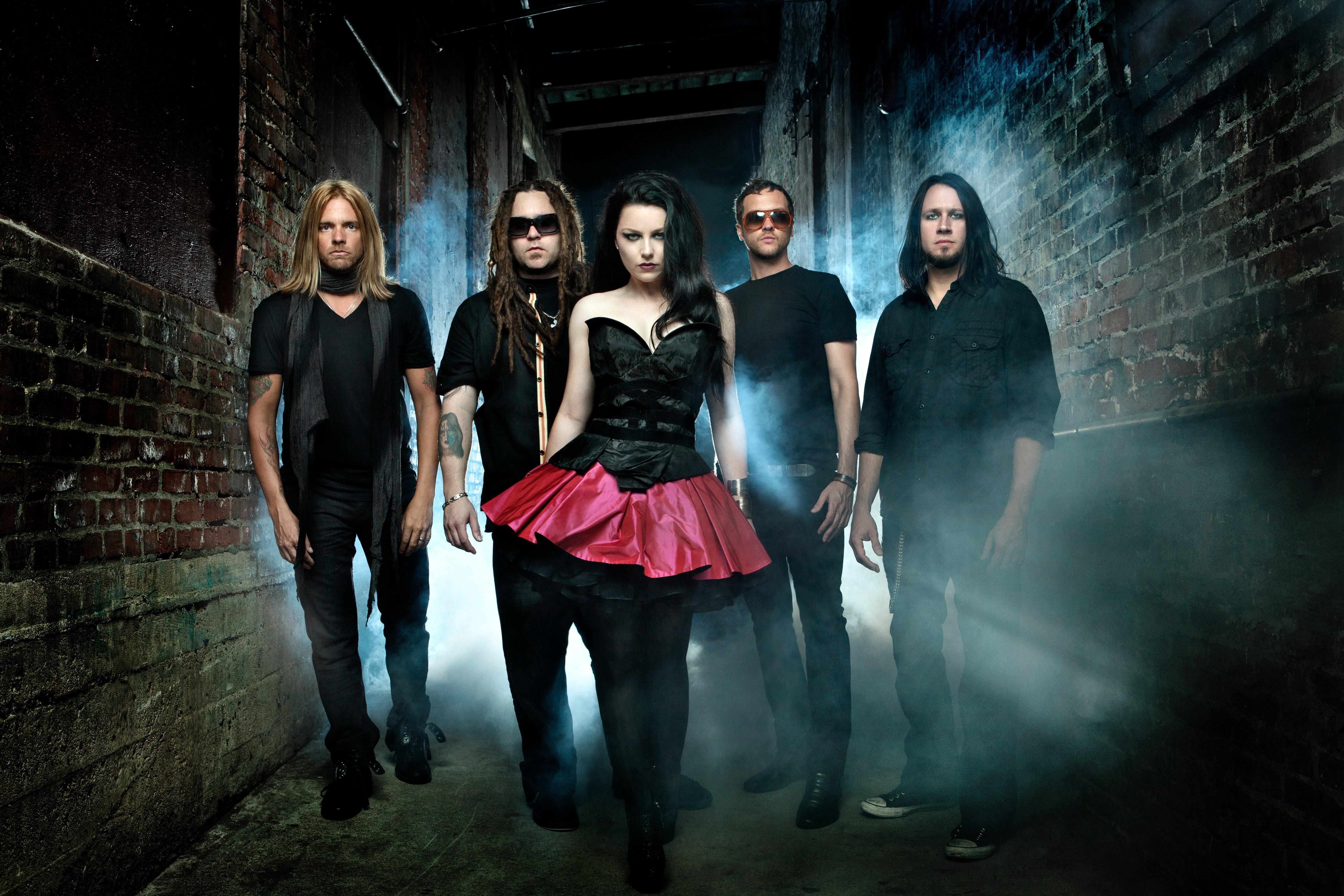 Evanescence фото