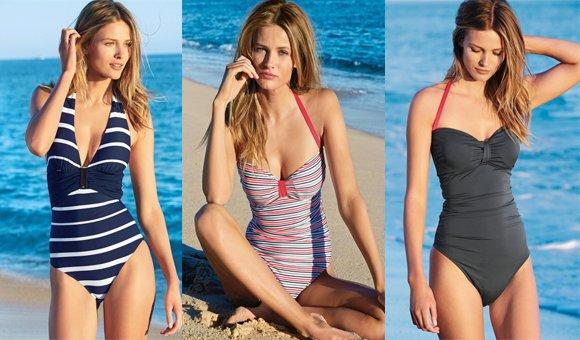 Купальники и пляжная одежда от Next 2014