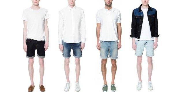 мужские шорты 2014