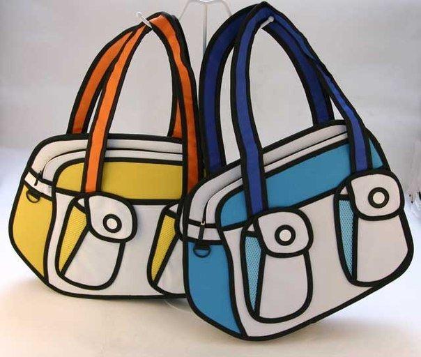 Модные сумки лето 2014