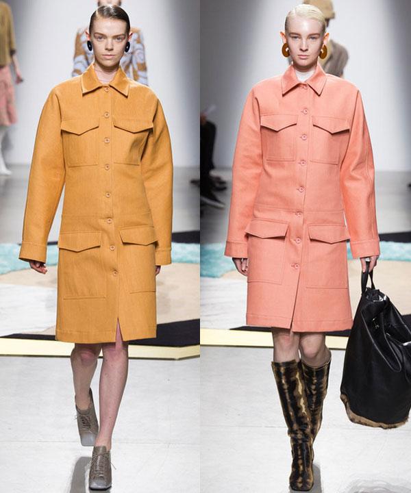 Модные женские плащи осень-зима 2014-2015