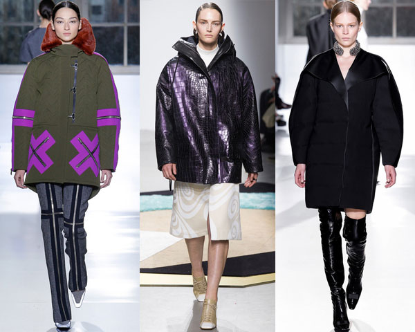 Модные женские куртки осень-зима 2014-2015