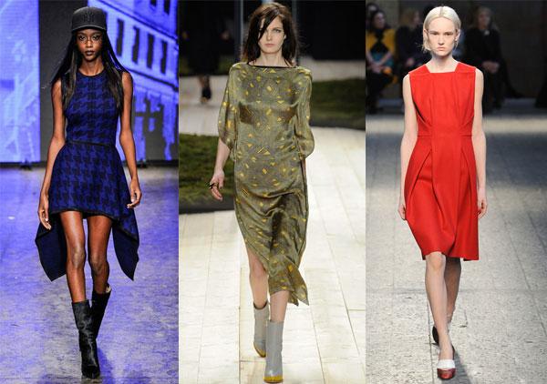 Модные повседневные  осень зима