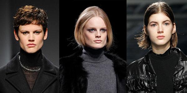 Модные женские стрижки осень-зима 2014-2015