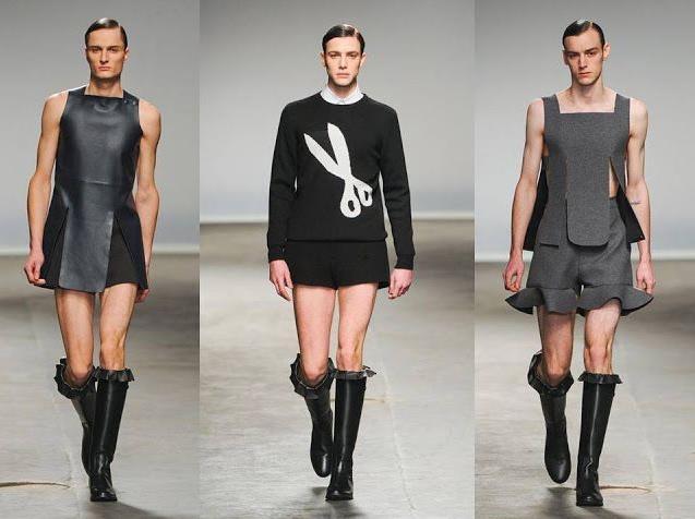 Мужчины в юбках