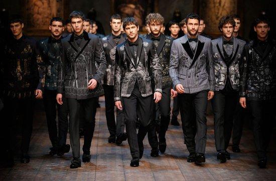 Модные мужские пиджаки осень-зима 2014-2015