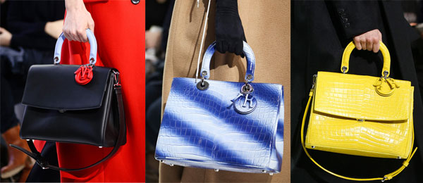 Модные женские сумки осень-зима 2014-2015