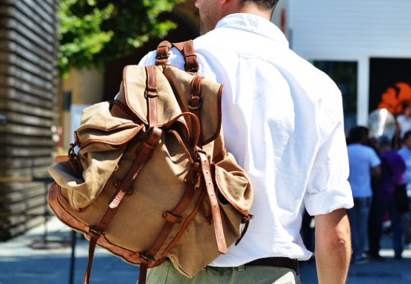 Модные мужские рюкзаки 2015