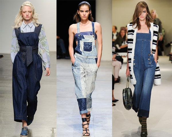 Модные женские джинсы весна-лето 2015
