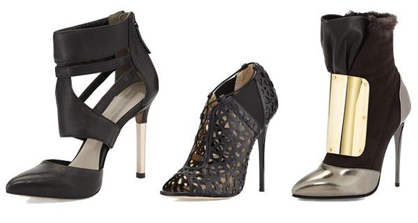 Модные женские ботинки и ботильоны весна 2015