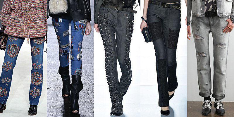 Как правильно подобрать женские джинсы?
