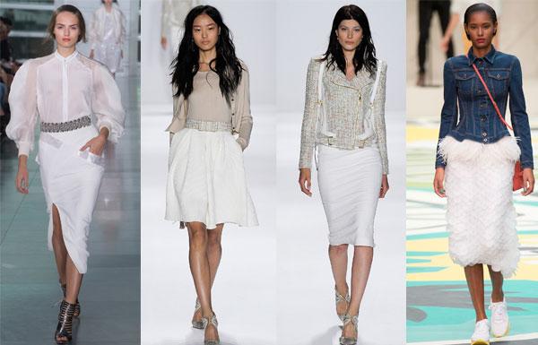 Белые юбки 2015