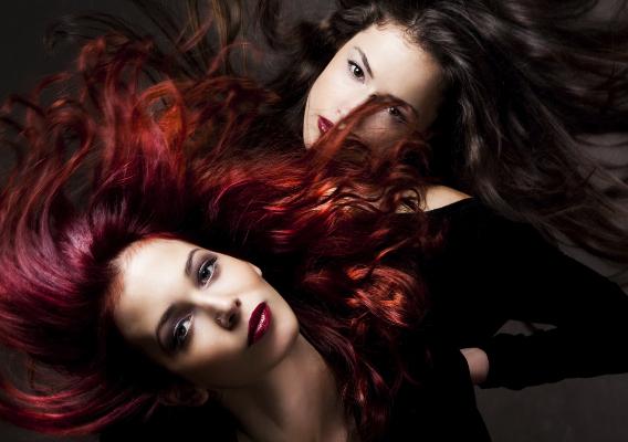 Уход за окрашеными волосами