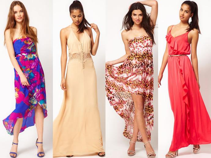 Модные женские сарафаны лето 2015