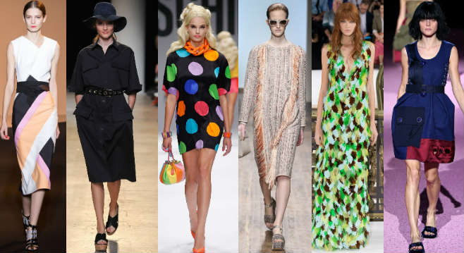 Повседневные платья 2015