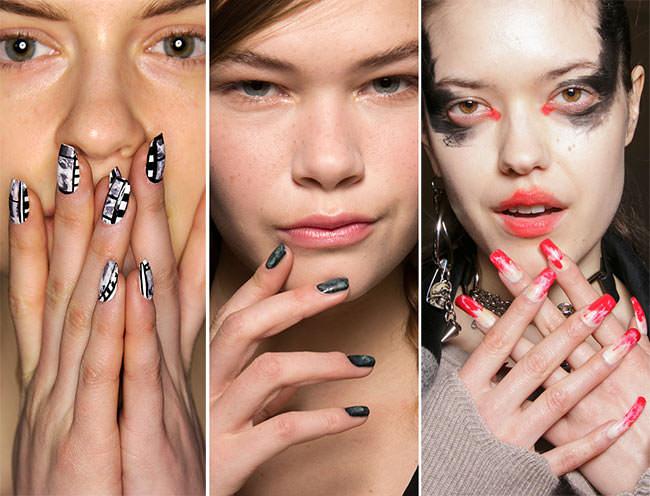 Живопись на ногтях
