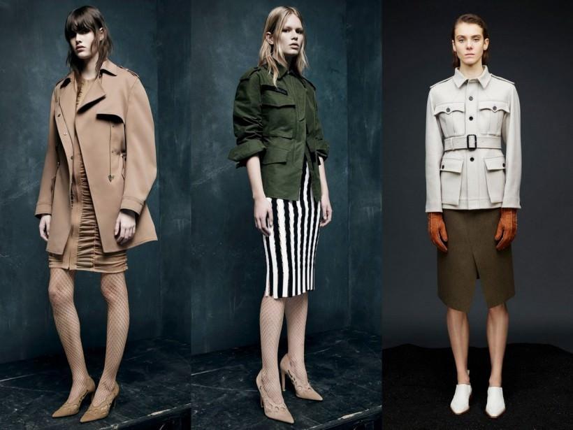 Модные женские куртки осень-зима 2015-2016
