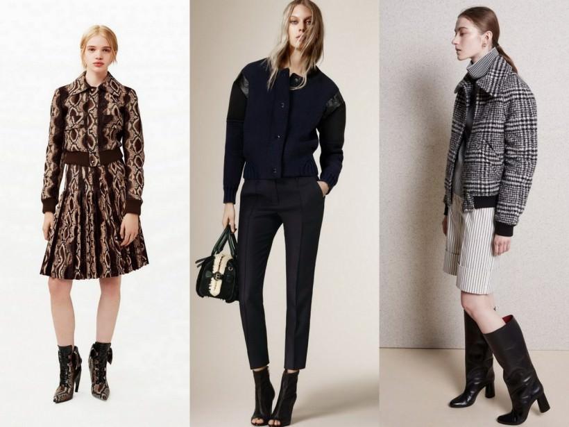 Модные женские куртки осень 2015, зима 2016