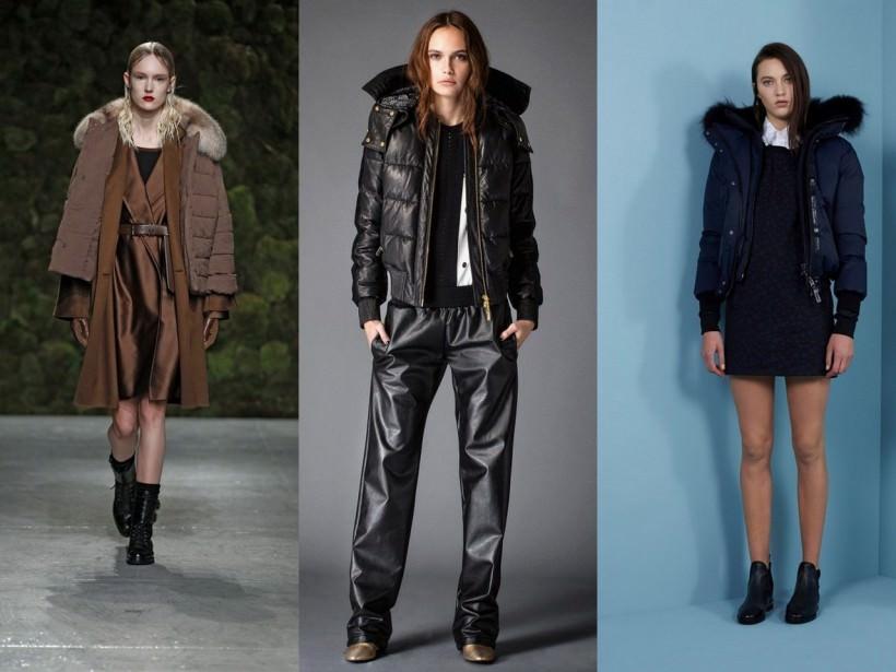 Зимние женские куртки 2016