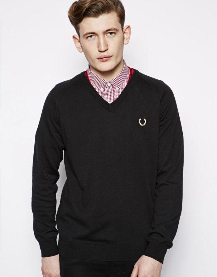 Мужские свитера Fred Perry