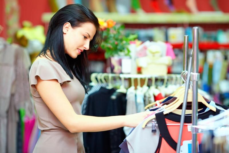Бизнес в сфере продаж женской одежды