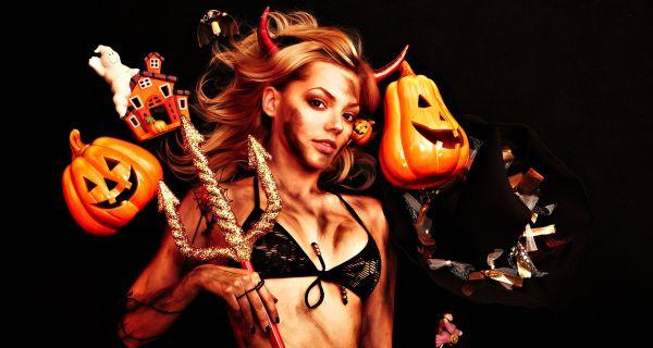 Прически на Хэллоуин 2015