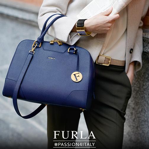 Итальянский бренд Furla
