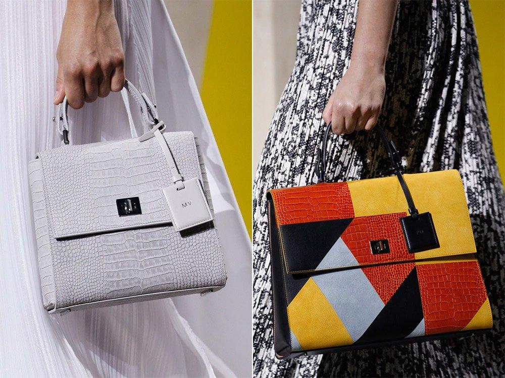 Женские сумки в классическом стиле весна-лето 2016