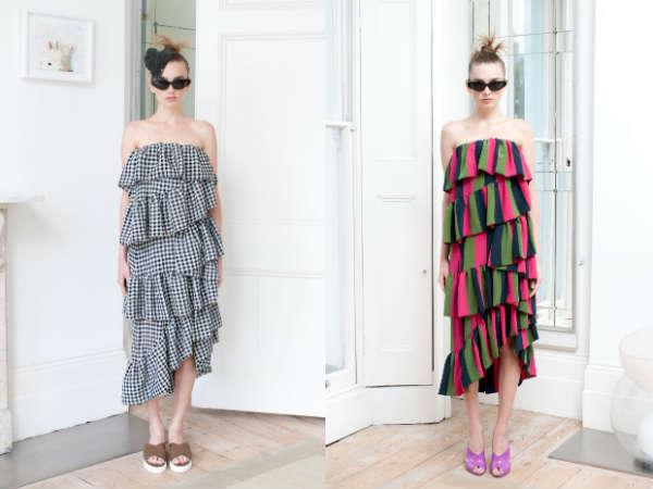Платья смок весна-лето 2016