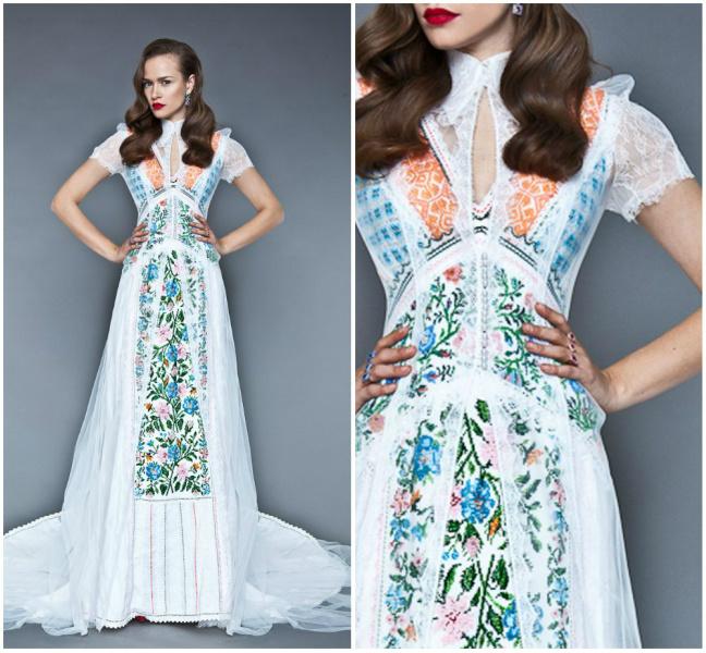 Этно мода по-украински