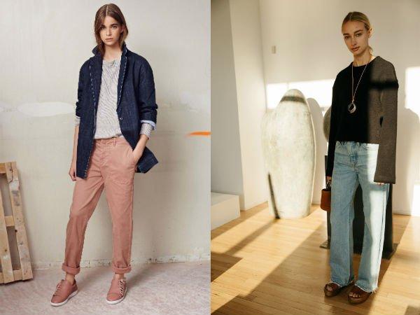 Модные цвета джинсов весна-лето 2016