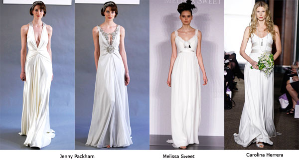 Модные свадебные платья весна-лето 2016