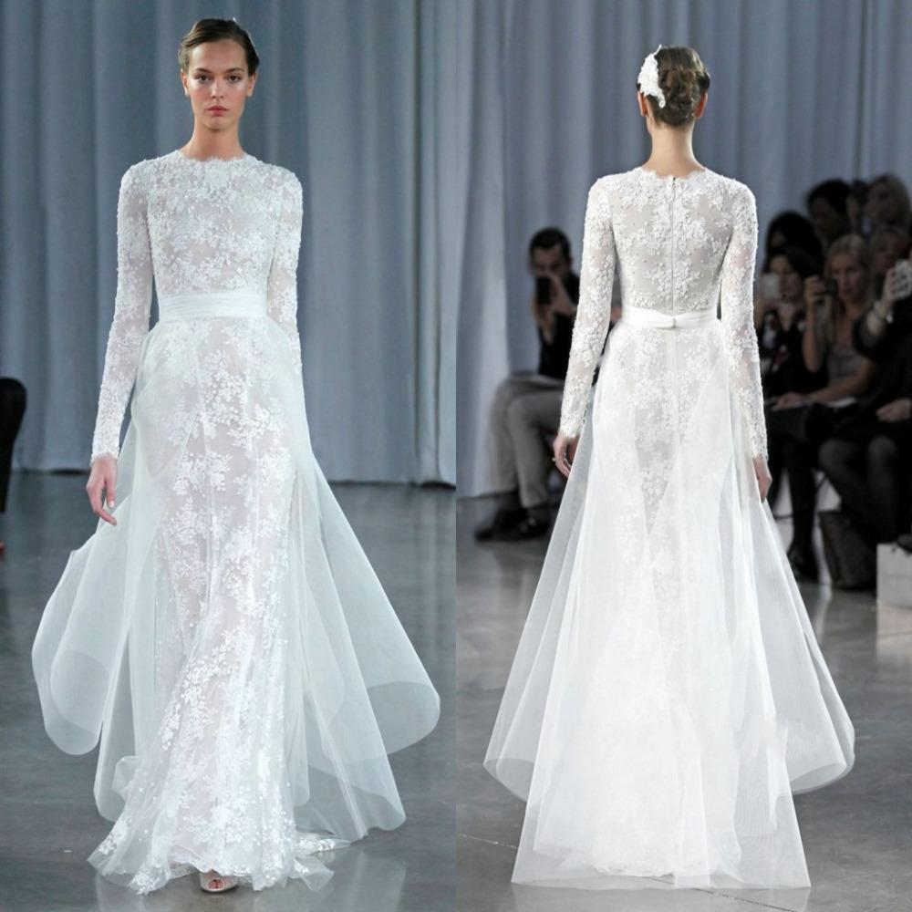 лучшие свадебные белые платья