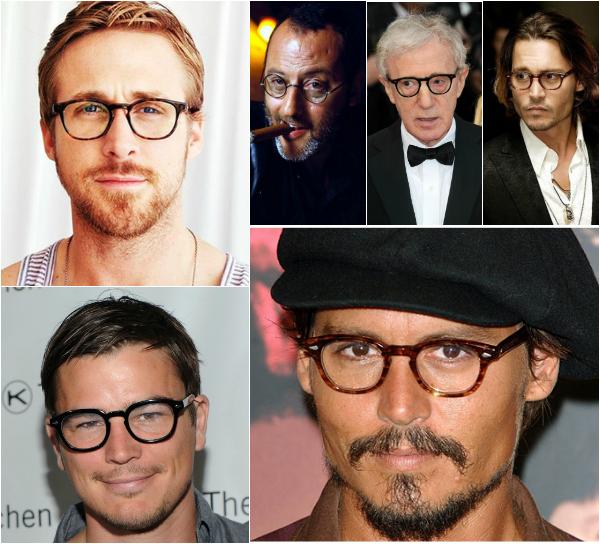 Модные мужские очки для зрения 2016   Модные тенденции, тренды и ... a9dabee7088
