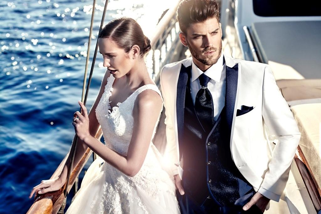Как правильно выбрать костюм для свадьбы?