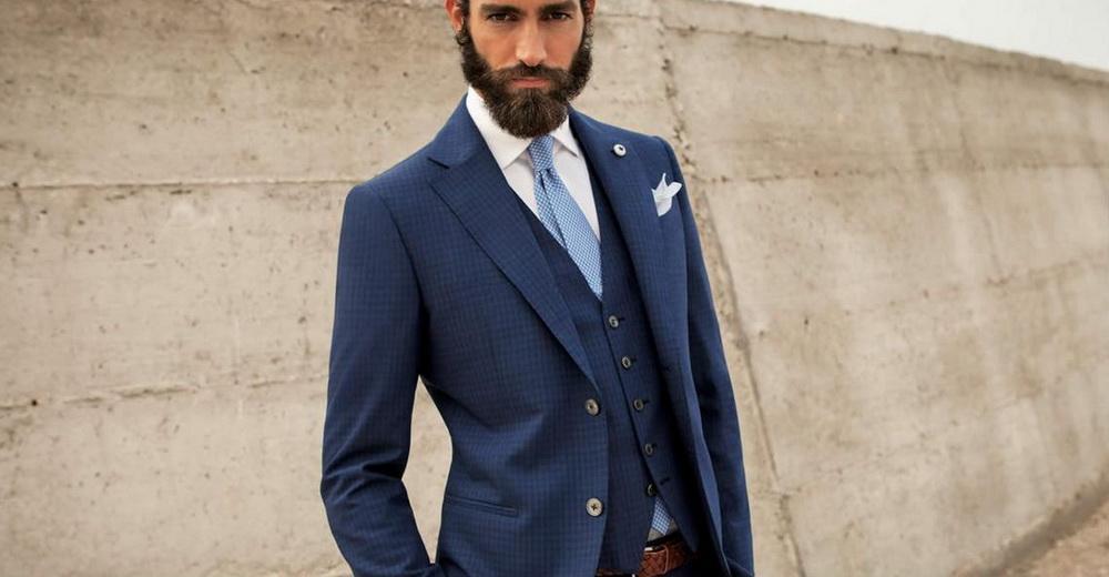 Мужская офисная мода