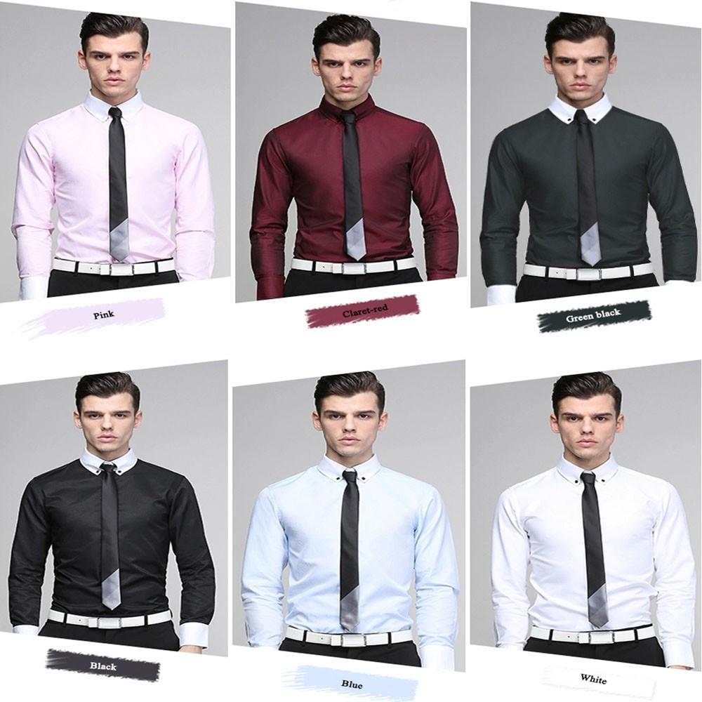 Как правильно выбрать офисную рубашку
