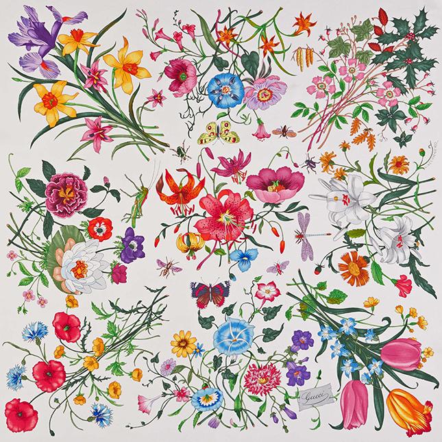 Как появились на свет духи Flora by Gucci