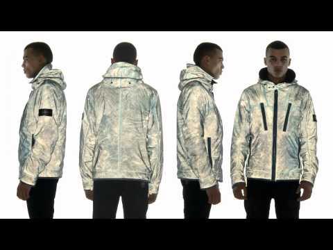 Куртка Reflective Jacket Stone Island