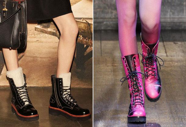 Осенние ботинки 2016