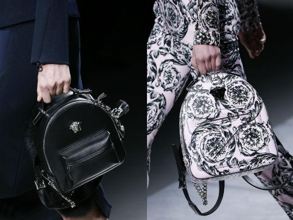 Женские рюкзаки осень-зима 2016-2017